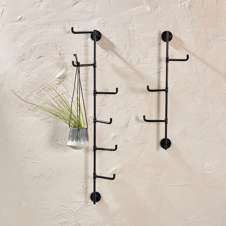 Nkuku - Aniko Iron Hooks - Set of 3
