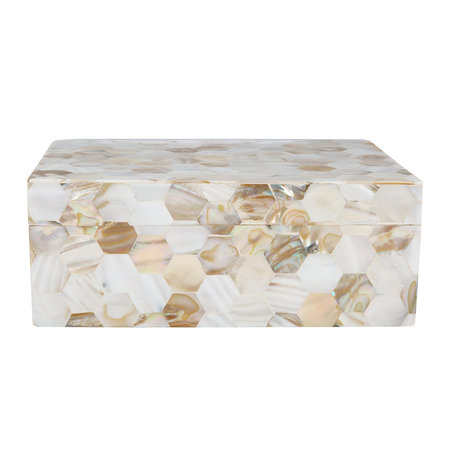 A by AMARA - Mother of Pearl Box