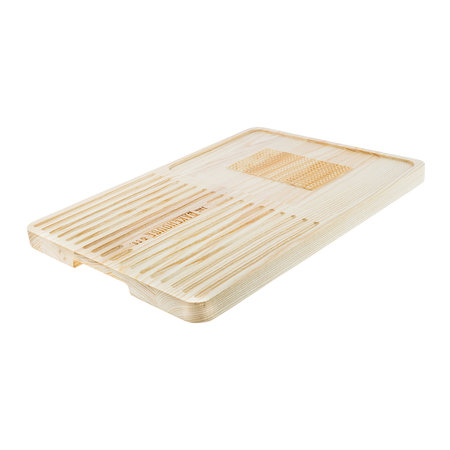 The Bakehouse & Co - Large Ash Wooden Chopping Board