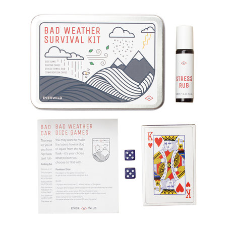 Men's Society - Bad Weather Survival Kit