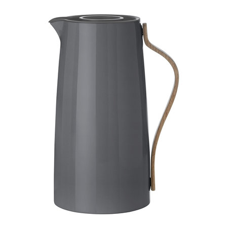 Stelton - Emma Vacuum Coffee Pitcher - Gray