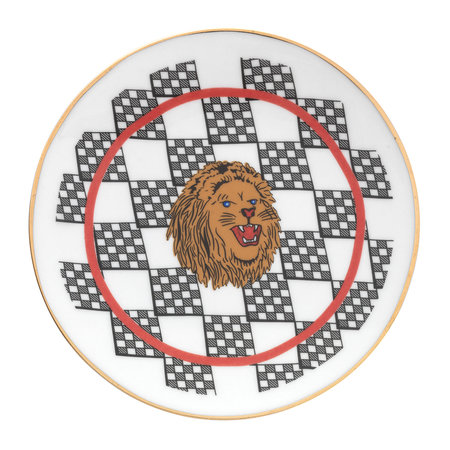 Bitossi Home - Bel Paese - Lion Side Plate