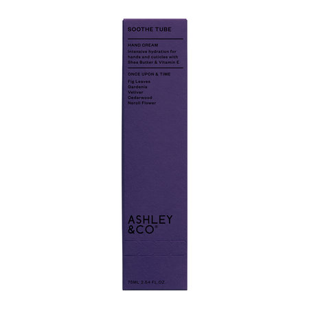 Ashley & Co - Soothe Tube Hand Cream - 75g - Once Upon and Time