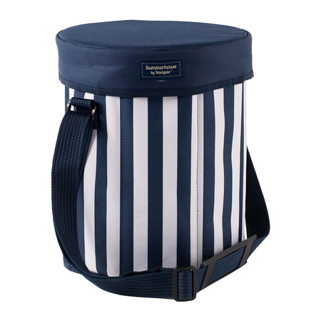 Navigate - Coast Coolbag/Seat - Navy