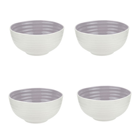 Sophie Conran - Colour Pop Cereal Bowls - Set of 4 - Mulberry