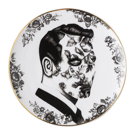 Rosenthal - Cilla Marea Wall Plate - Pattern 4
