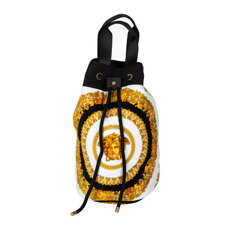 Versace Home I Love Barocco Beach Bag