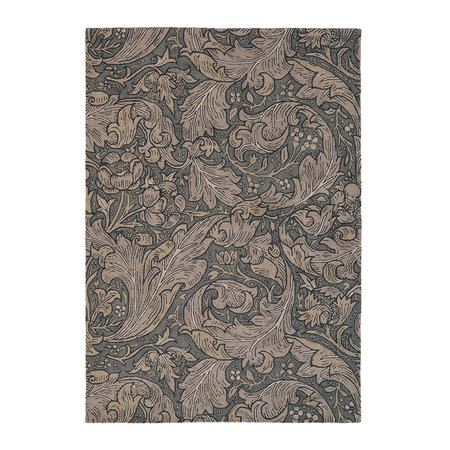 Morris & Co - Tapis Bachelors Button - Anthracite - 140×200cm