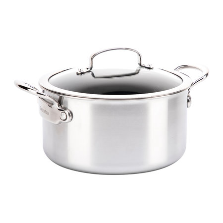 GreenPan - Barcelona Evershine Casserole Pan with Lid - 20cm