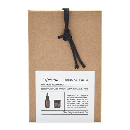 The Brighton Beard Company - Alfriston Beard Care Gift Set
