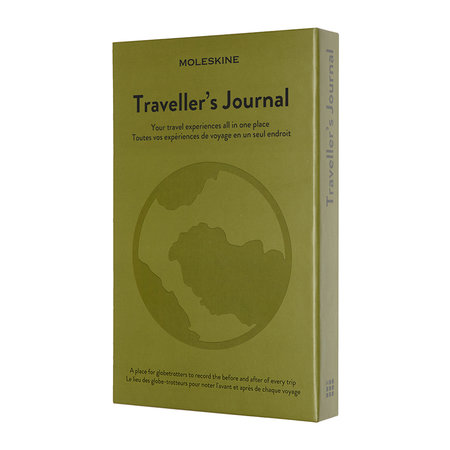 Moleskine - Passion Journal - Travel