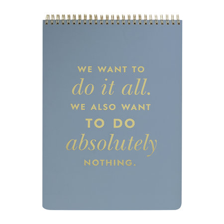 kate spade new york - 'Do It All' Top Spiral Notebook - Large