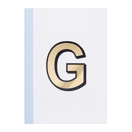 Re: Stationery - A5 Softcover Notebook - G