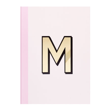 Re: Stationery - A5 Softcover Notebook - M