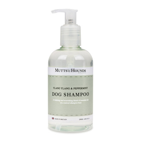 Mutts & Hounds - Dog Shampoo - Ylang Ylang & Peppermint