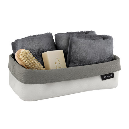 Blomus - Ara Reversible Small Storage Basket - Taupe