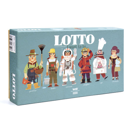 Londji - I Want To Be Lotto