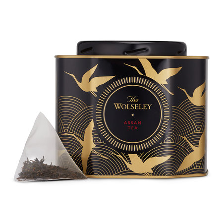 The Wolseley Collection - Luxury Pyramid Tea Bags - Assam