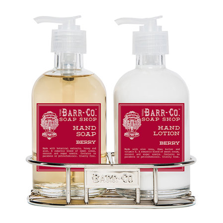 Barr-Co - Hand and Body Duo - Berry