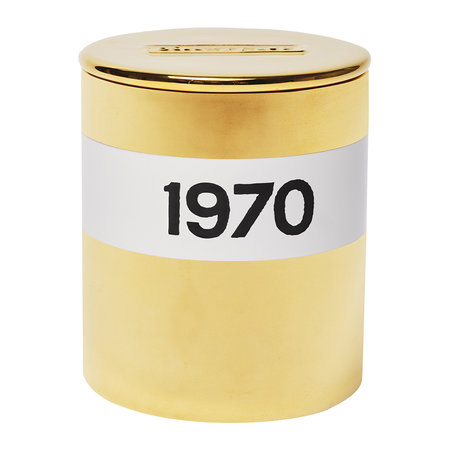 Bella Freud - 1970 Candle - Large - Gold