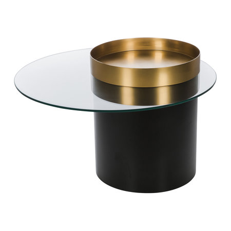 A by AMARA - Table Basse Excentrée