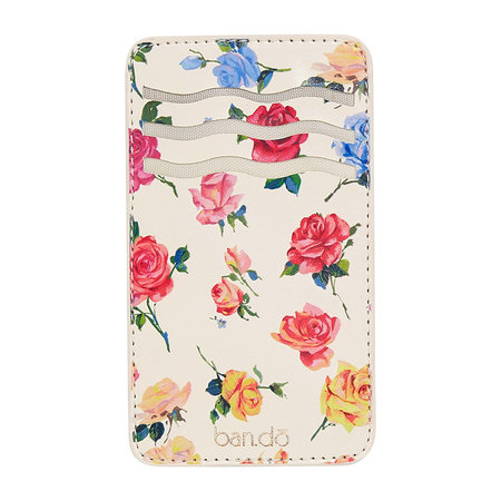 ban.do - Better Together Card Holder - Coming Up Roses