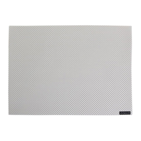 Chilewich - Basketweave Rectangle Placemat - White