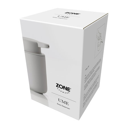 Zone Denmark - Ume Soap Dispenser - Soft Grey