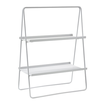 Zone Denmark - A-Table Shelving Unit - Soft Grey