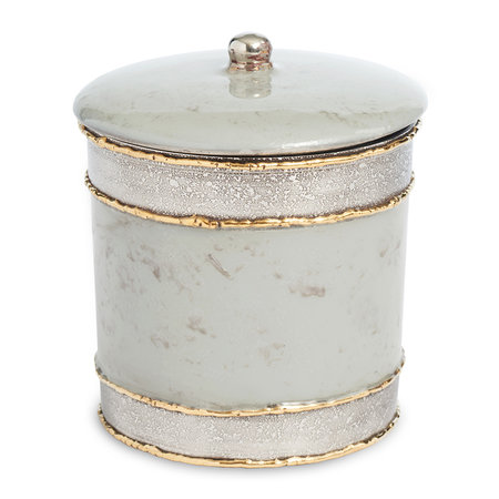 Julia Knight - Cascade Covered Canister - Mist