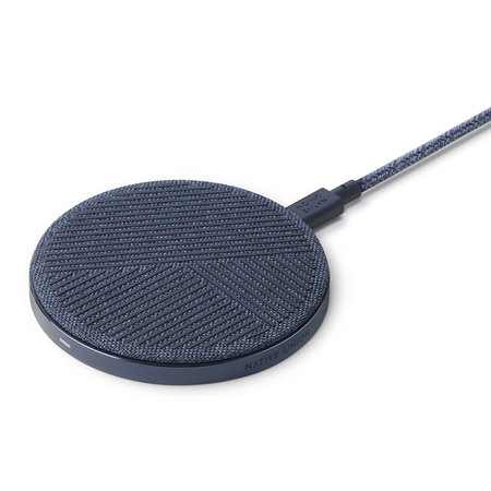 Native Union - Drop Wireless Charger Pad - Indigo