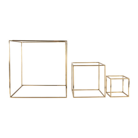 Day Birger Et Mikkelsen Home - Geo Decor Cubes - Set of 3
