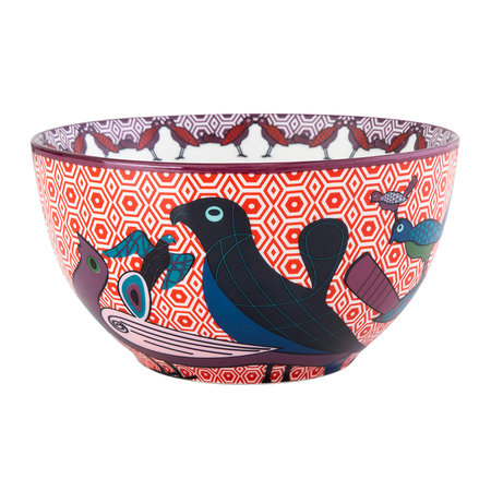 Images d'Orient - Bird of Paradise Cereal Bowl