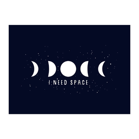 PODEVACHE - I Need Space Placemat