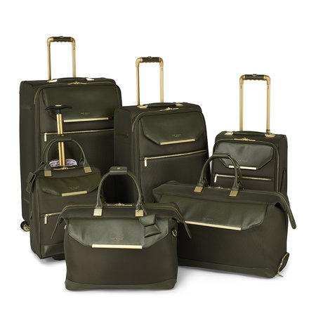 Ted Baker - Albany Suitcase - Olive - Small