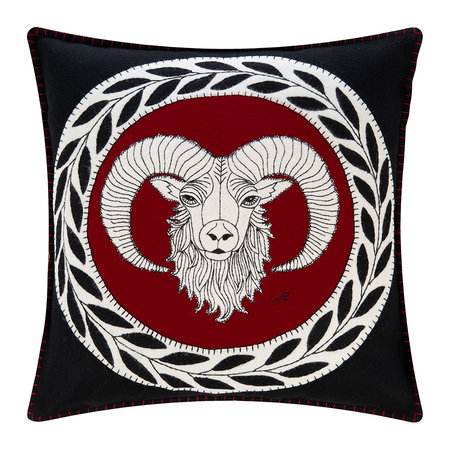 Jan Constantine - Aries Cushion