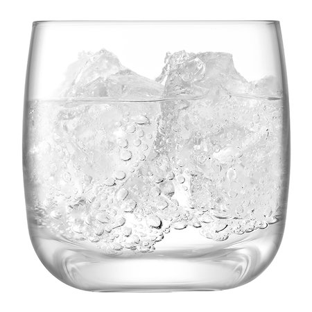 LSA International - Borough Tumbler - Set of 4 - Clear