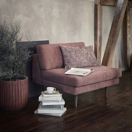 Broste Copenhagen - Air Armchair - Canyon Rose