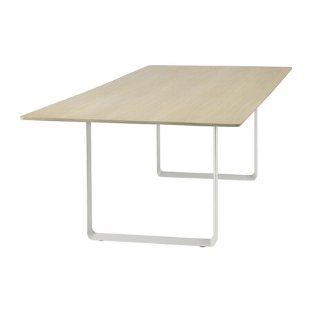 Muuto - 70/70 Table - Oak/White - Large