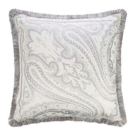 Etro - Avignone Poisson Pillow with Piping - 60x60cm
