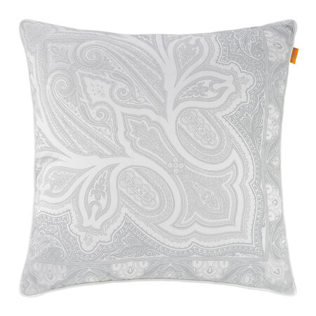 Etro - Avignone Gatsby Cushion with Piping - 60x60cm - Grey