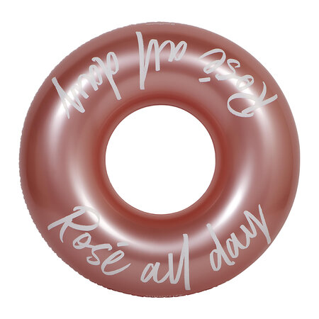 Sunnylife - Inflatable Rose Gold Pool Ring