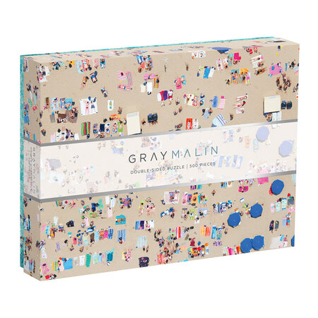 Gray Malin - Two Sided Beach Puzzle