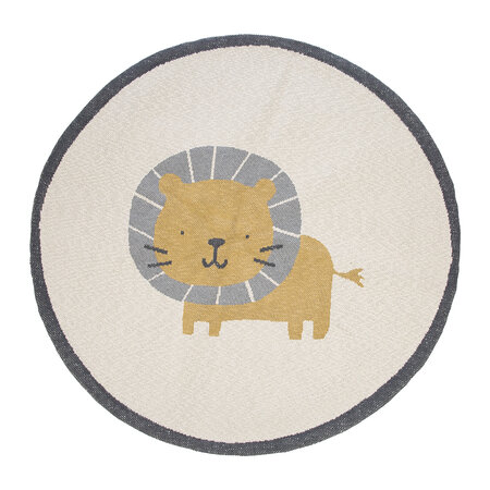Retreat - Animal Rug - Lion