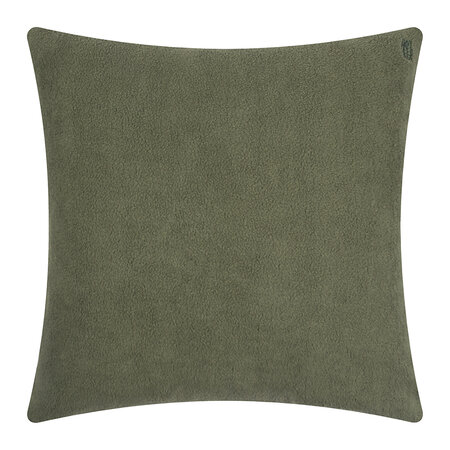 Zoeppritz since 1828 - Soft-Greeny Pillow - 50x50cm - Military