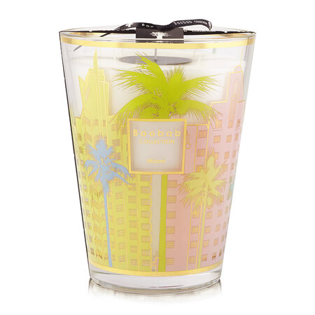 Baobab Collection - Miami Scented Candle - 24cm