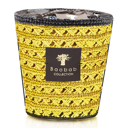 Baobab Collection - Tsiraka Scented Candle - Diego Suarez - 16cm