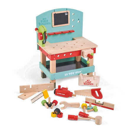 Le Toy Van - Kids My First Tool Bench