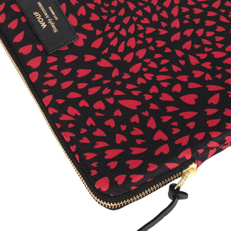 """Wouf - Hearts Laptop Case - 15"""""""