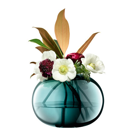 LSA International - Epoque Vase Round - 18cm